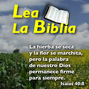 Lea la BIBLIA