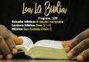Lea La Biblia, Programa 1698