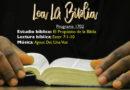 Lea La Biblia, Programa 1702