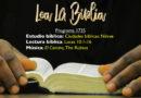 Lea La Biblia, Programa 1735