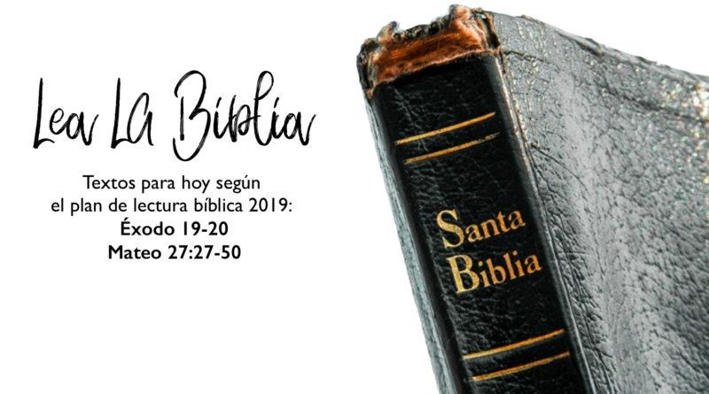 Lectura bíblica para el 14/2/19